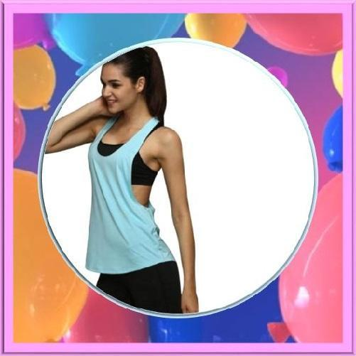 Quick Dry Loose Fitness Tank Top (6 Colors - 3 Sizes)  - Kwikibuy Amazon Global
