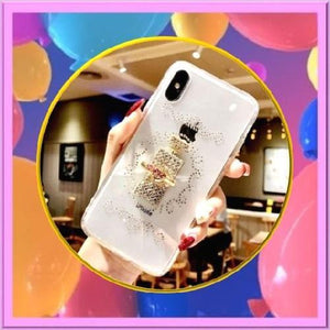 iPhone-Bling-Perfume Bottle-Case  - Kwikibuy Amazon Global