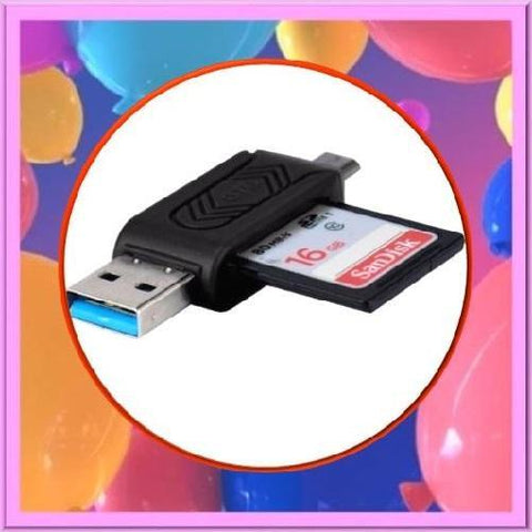 Portable-USB-2.0-SD-SDXC-TF-Micro-Card-Reader-Buy-One-Get-Two  - Kwikibuy Amazon Global