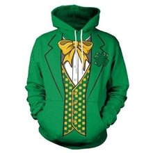 Load image into Gallery viewer, 🍀 Clover Green Hoodie (6 Sizes - 3 Styles)  - Kwikibuy Amazon Global