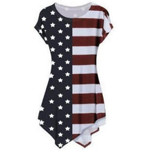 Load image into Gallery viewer, Striped Star Dress - Kwikibuy Amazon Global