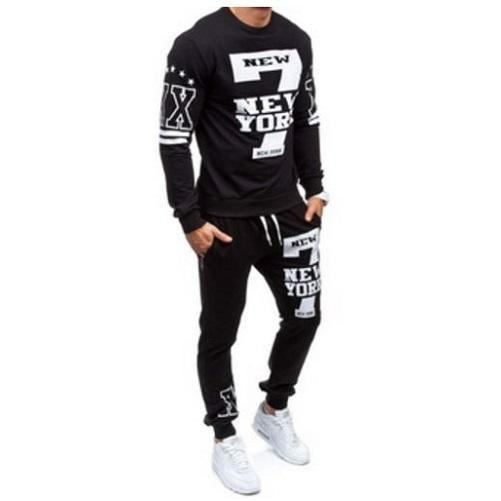 Stylish Sweat Pants Set (Black) - Kwikibuy Amazon