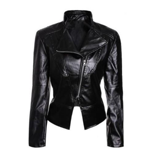 Stylish Leather Jacket  - Kwikibuy Amazon Global
