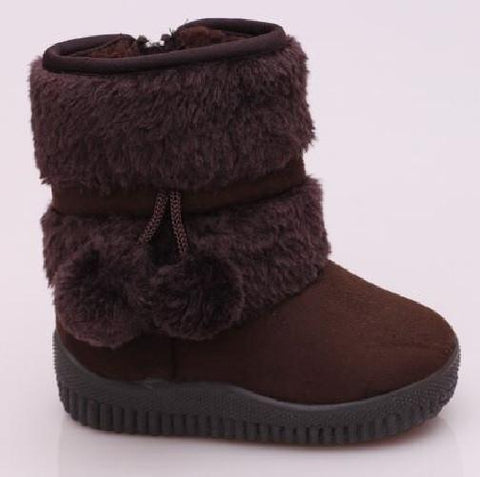 Tassel Snow Boots Buy One Pair for $19.99 (Brown) - Kwikibuy.com™® Official Site~Free Shipping