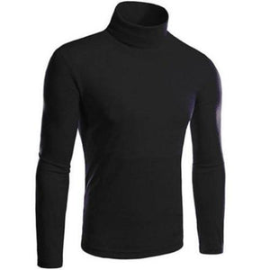 Turtle Neck Pullover Sweater (5 Sizes - 6 Colors)  - Kwikibuy Amazon Global