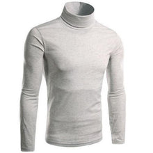 Load image into Gallery viewer, Turtle-Neck-Pullover-Sweater-White  - Kwikibuy Amazon Global