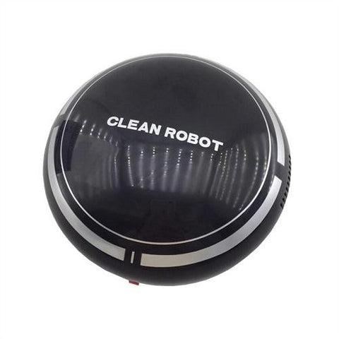 USB Chargeable Robot Vacuum Cleaner (Black) - Kwikibuy Amazon