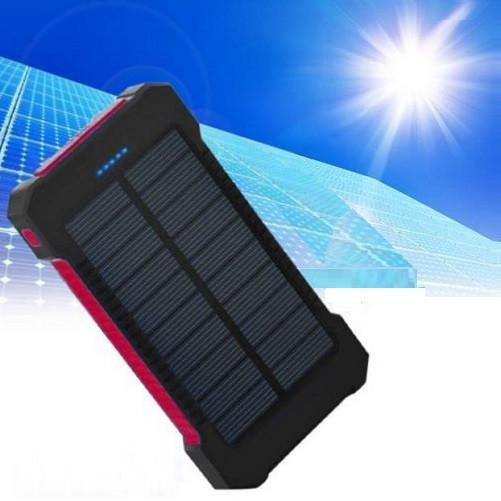 USB Waterproof Portable Dual Solar Device Charger $14.99 & Up - Kwikibuy.com™®