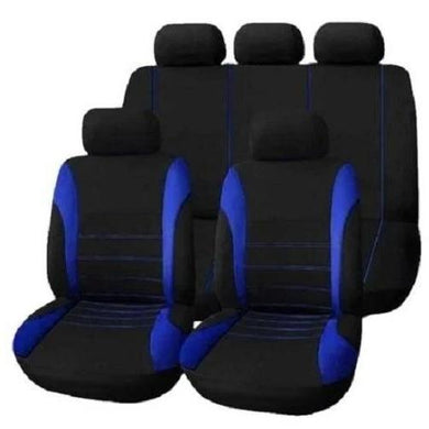 9 Piece Seat - Steering Wheel Covers 3 Colors  - Kwikibuy Amazon Global