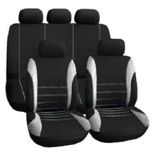 Load image into Gallery viewer, 9 Piece Car Seat and Steering Wheel Covers (3 Colors) - Kwikibuy Amazon Global