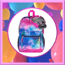 Load image into Gallery viewer, Buy-Now-Watercolor-Backpack-Headphones-Set  - Kwikibuy Amazon Global