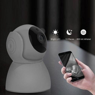 ✨ Wi-Fi Auto Night Vision Home Security Camera