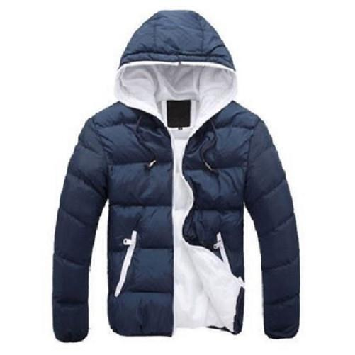 Shop-Now-Navy-Blue-and-White-Parka-Kwikibuy.com-Clothes-Jacket-Coat-Outer-wear