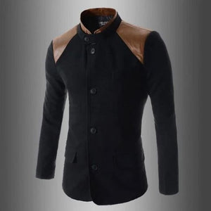 Wool Blend Jacket (2 Colors - 4 Sizes)  - Kwikibuy Amazon Global