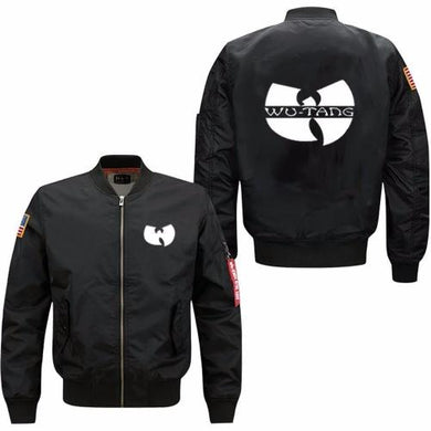 Wu Tang Bomber Jacket (3 Colors - 10 Sizes)  - Kwikibuy Amazon Global Online S Hopping Mall 3 Colors: Black, Dark Blue or Green 10 Sizes (See Size Chart)
