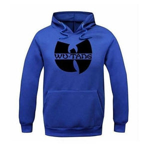 Wu Tang Blue and Black Hoodie (5 Sizes - 10 Colors)  - Kwikibuy Amazon Global