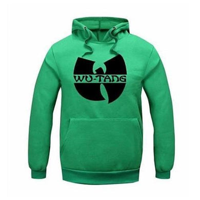 Wu-Tang-Hoodie-10-Colors-Green-and-Black  - Kwikibuy Amazon Global