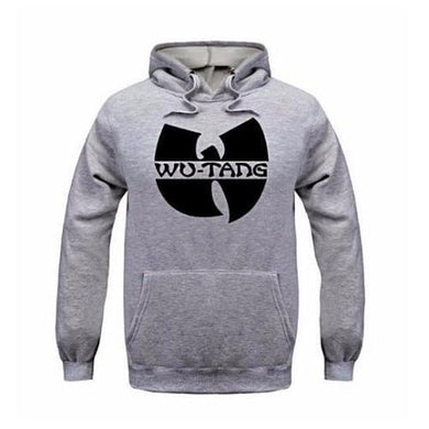 Wu-Tang-Hoodie-10-Colors-Grey-and-Black  - Kwikibuy Amazon Global