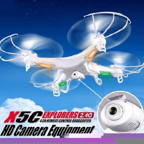 Drone Helicopter With Camera (White)  - Kwikibuy Amazon Global
