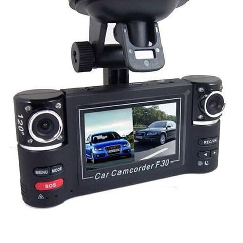 Dual Lens Dash Cam with Night Vision $89.01 -  Kwikibuy.com™®