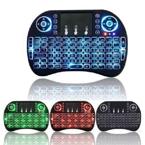 Wireless Mini Keyboard with Touch-pad Remote $19.99 - Kwikibuy™®