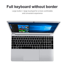 Load image into Gallery viewer, Windows 10 Intel Atom X-5 Quad Core 15.6 Inch Notebook Laptop  - Kwikibuy Amazon Global