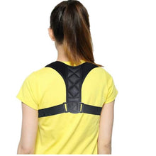 Load image into Gallery viewer, Adjustable Posture Correction Upper Back Support Brace  - Kwikibuy Amazon Global