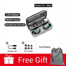 Load image into Gallery viewer, 🍀 Bluetooth V5.0 Touch Earbuds (2 Colors)  - Kwikibuy Amazon Global