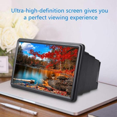 Smartphone 8.5'' HD Stereoscopic Screen Magnifier  - Kwikibuy Amazon Global