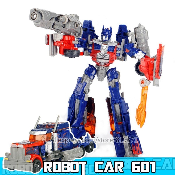 Transforming Robot Action Figure - Kwikibuy.com™® Official Site