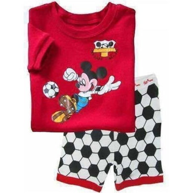 Cartoon Tracksuit Sleepwear Set (Multiple Colors - 6 Sizes) - Kwikibuy Amazon Global