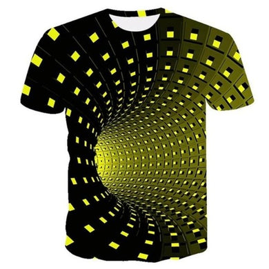 3D T Shirt (12 Sizes - 5 Colors)  - Kwikibuy Amazon Global