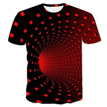Load image into Gallery viewer, 3D T Shirt (12 Sizes - 5 Colors) - Kwikibuy Amazon Global Material: Spandex (Polyester) Style: Unique 3D print 12 Sizes: Child 1 to 4X-Large (See size chart) 5 Colors