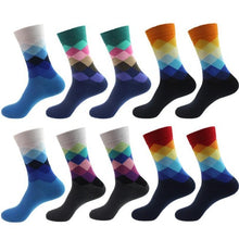 Load image into Gallery viewer, 5 Pairs Classic Business Socks  - Kwikibuy Amazon Global