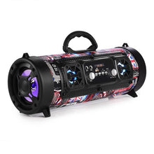 Load image into Gallery viewer, Portable 3D Subwoofer 16W Bluetooth Sound System Kwikibuy Amazon Global Online S Hopping Mall 11.11 Special Package: Playback Function: Full-Range FM Radio mp3