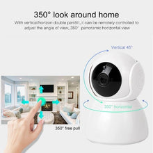Load image into Gallery viewer, Wi-Fi Auto Night Vision Home Security Camera  - Kwikibuy Amazon Global Online S Hopping Mall Special features IP/Network Wireless Wi-Fi IEEE 802.11 b/g/n 2.4GHz