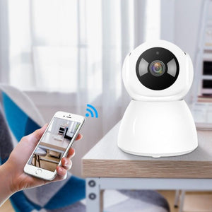 Wi-Fi Auto Night Vision Home Security Camera  - Kwikibuy Amazon Global Online S Hopping Mall Special features IP/Network Wireless Wi-Fi IEEE 802.11 b/g/n 2.4GHz
