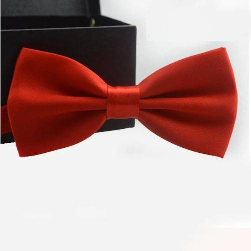 Solid Color Adjustable Classic Bow Tie $6.99 - Kwikibuy.com™®