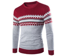 Load image into Gallery viewer, Pullover Knit Sweater (3 Colors - 4 Sizes)  - Kwikibuy Amazon Global