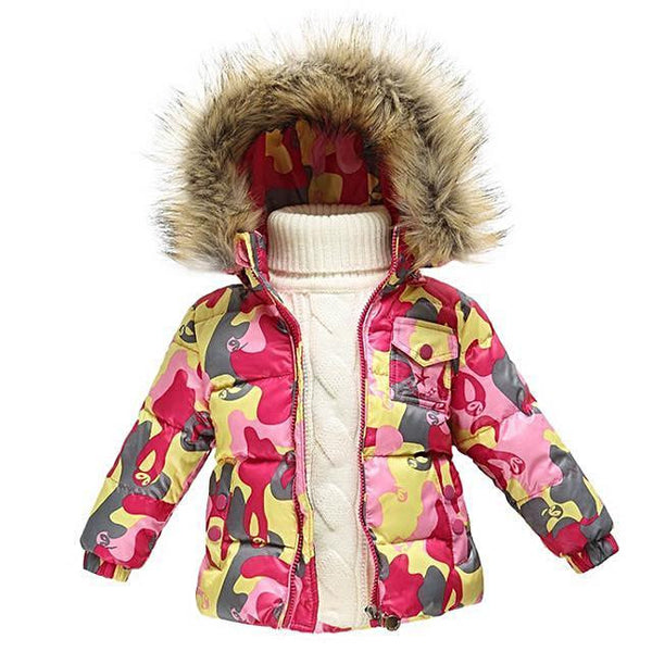 Down Snow Jackets $35 (Pink Mix Camouflage) - Kwikibuy.com™® Official Site