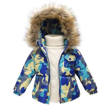 Load image into Gallery viewer, Down Jacket or Snow Suits (5 Colors - 6 Sizes)  - Kwikibuy Amazon Global