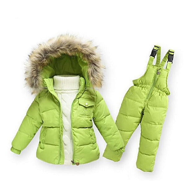 Down Snow Suits & Jackets (Green) | Kwikibuy Amazon | United States | Children | Kids | Outer wear | Snow Pants | Winter