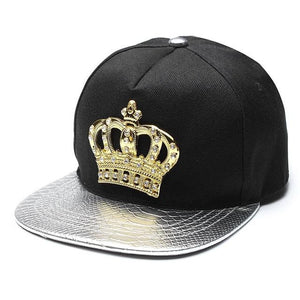 Shop-Now-King-Crown-Baseball-Cap-Silver-Kwikibuy.com-hat
