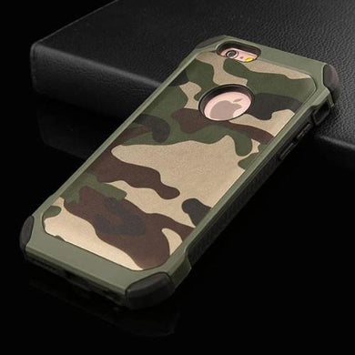 Camouflage iPhone Cases (3 Colors - 8 Sizes)  - Kwikibuy Amazon Global