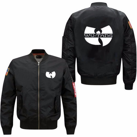 Wu Tang Bomber Jacket $39 (Black) - Kwikibuy.com™® Official Site