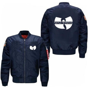 Wu Tang Bomber Jacket (3 Colors - 10 Sizes)  - Kwikibuy Amazon Global 3 Colors: Black, Dark Blue or Green 10 Sizes (See Size Chart) Material: Polyester GodBody