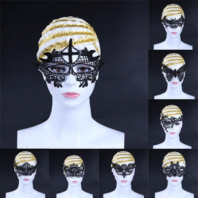 👻 Masquerade Ball Mask  - Kwikibuy Amazon Global Online S Hopping Mall Age Group: Adults Mask Material: Cloth Cover Area: Upper Half Face Occasion: Party