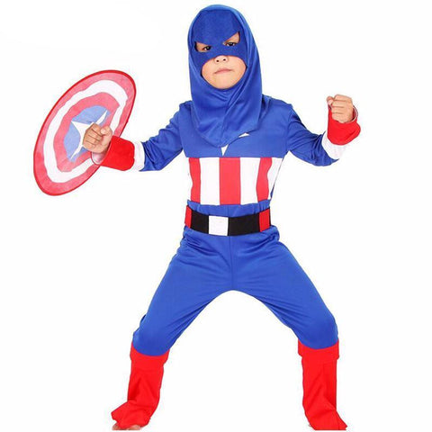 Super Hero Halloween Costume - Kwikibuy.com™® Official Site~Free Shipping