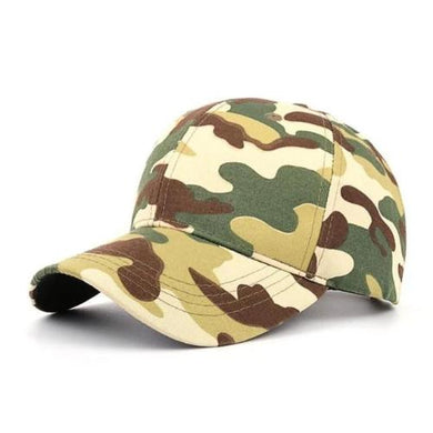 Camouflage-Baseball-Cap-Light-Green  - Kwikibuy Amazon Global