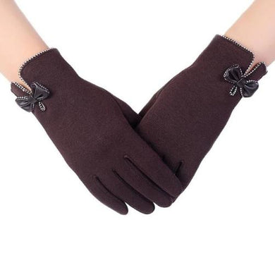 High Quality Ladies Bow Gloves (5 Colors)  - Kwikibuy Amazon Global